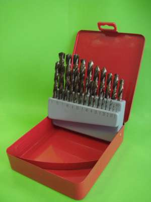 Set Drills Eco Cobalt 8 1÷13mm step 0,5mm