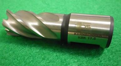 BDS Hole cutter short diam. 17.5